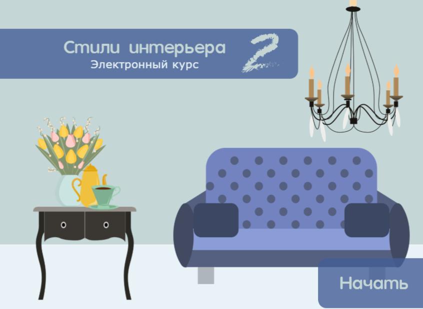 Современные стили интерьера